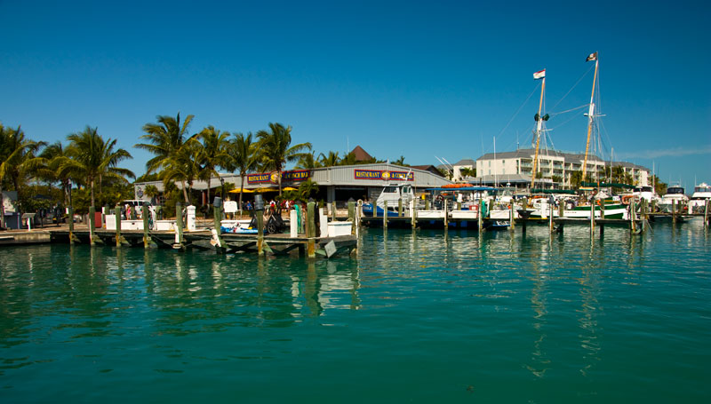 Conch Republic Seafood Company Is A Well Known Key West Restaurant
