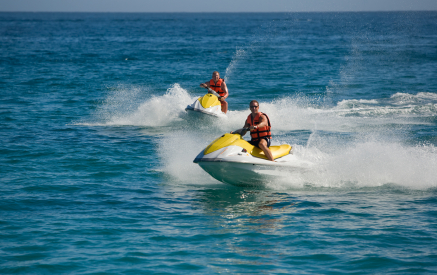Cabo Waverunners.