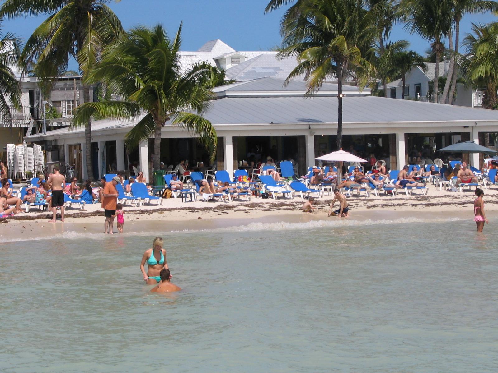 Beaches Near Duval Street